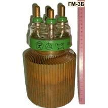 Мощный модуляторный триод ГМ-3Б