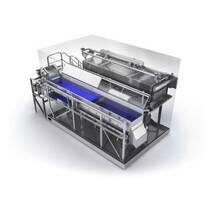 Флюидизационные скороморозильные аппараты