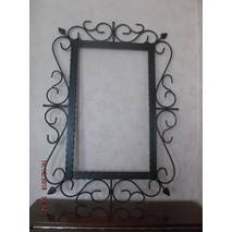 "Кована рамка для дзеркала ""Касандра"""