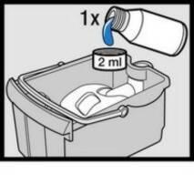 Пеногаситель для моющих пылесосов Schaum-Boom