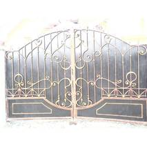 Ворота автоматичні розпашні