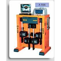 Стенд для вимірювання кутів установки коліс А936