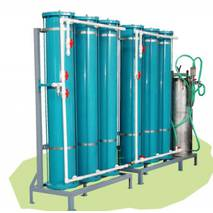 Установка умягчения воды одноступенчатая УВО-6,0