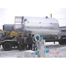 Фильтр для обезжелезивания воды, 1500,0 м.куб./сут.