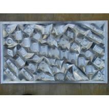 Матриця для виготовлення пластикової упаковки