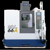 Обрабатывающие центры YCM MV66A