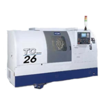 Токарные обрабатывающие центры YCM TC-26L