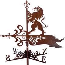 Флюгер на дах Королівський лев