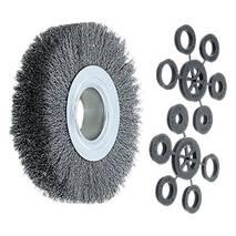 Цилиндрическая проволочная корд-щетка стальная (проволока 0,30/0,35 мм 100X20 мм)