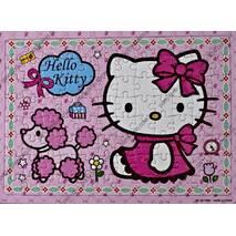 Пазли Hello Kitty