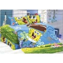 Дитяча постільна білизна Sponge Bob