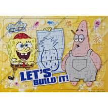 Пазли Sponge Bob