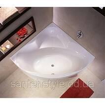 Угловая акриловая ванна Relax 1500х1500х595 мм XWN3050
