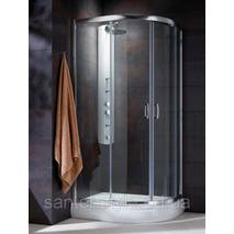 Душова кабіна Dolphi Premium 900х900х1900 мм