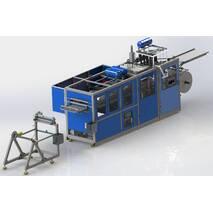 Термоформувальне обладнання СТА-500мм «MultiForm»