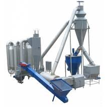Сушильный комплекс аэродинамический 500-700 кг/час (сушка газом)