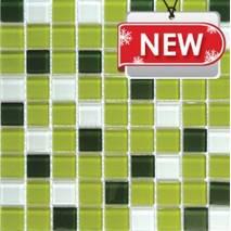 Стеклянная мозаика MixC012