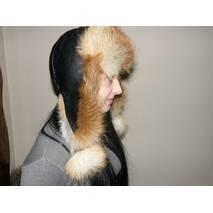 4. Женская меховая шапка (натуральная лисица)