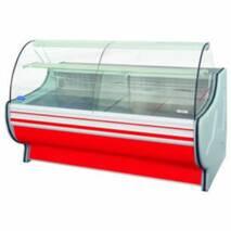 Низкотемпературная холодильная витрина класса Стандарт Gold-M