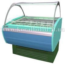 Низкотемпературная холодильная витрина для мороженого W-DL