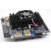 Одноплатный компьютер ADLGS45PC Intel Core2Duo / CoreDuo / Core Solo PCI/104-Express CPU card