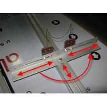 Модуль для різання профільним дротом