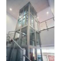 Гидравлический лифт Monolito грузоподъемностью до 5000 кг