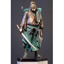 "Бронзовая статуэтка ""Воин"""