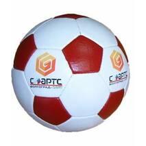 М'яч зшитий з логотипом