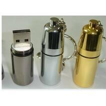 Металева USB Флешка