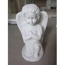 """Скульптура из мрамора """"Ангел"""""""