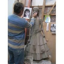 Скульптура из мрамора (на заказ)