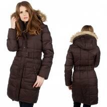 Куртка длинная (холлофайбер) зима