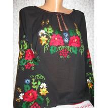 жіноча блузка вишита