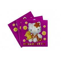 Святкові серветки Hello Kitty