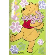 Мольбертики з акриловими фарбами Winnie The Pooh