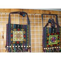 Сумка-вишиванка, сумка з тканини