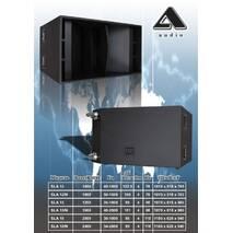 Акустичні системи Аlex audio SLA 15-SUB