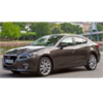 Бризковики NOVLINE Mazda 3 седан 2013 - EXP.NLF.33.28.E10