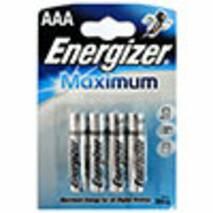 Елемент живлення ENERGIZER Maximum AAA (LR03) FSB4 7638900297577