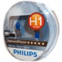 Автолампа Philips H1 12258dv S2