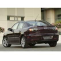 Бризковики NOVLINE Mazda 3 седан  2009 - EXP.NLF.33.17.E10