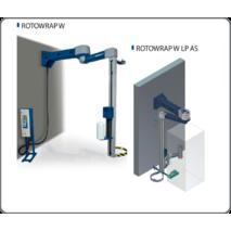 Напівавтоматична машина ROBOPAC ROTOWRAP W & ROTOWRAP W LP AS