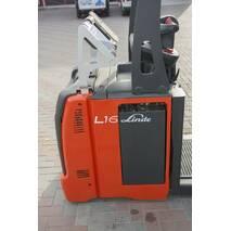 Штабелер електричний LINDE L16 AC-AP