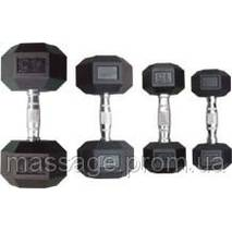 Гантельный ряд Body Solid D - 03 від 1 до 10 кг