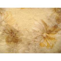 Тканина Органза принт-креш