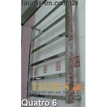 Quatro 6/450 - полотенцесушитель для ванної кімнати .