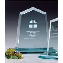 Індивідуальні скляні призи арт. PG051