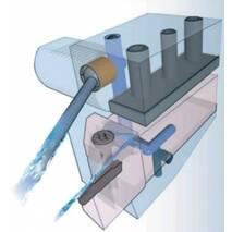 Токарные державки с запатентованной системой подачи СОЖ GARANT Efficient cooling