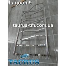 Полотенцесушитель Lagoon 9 для ванної кімнати / 950х450мм.